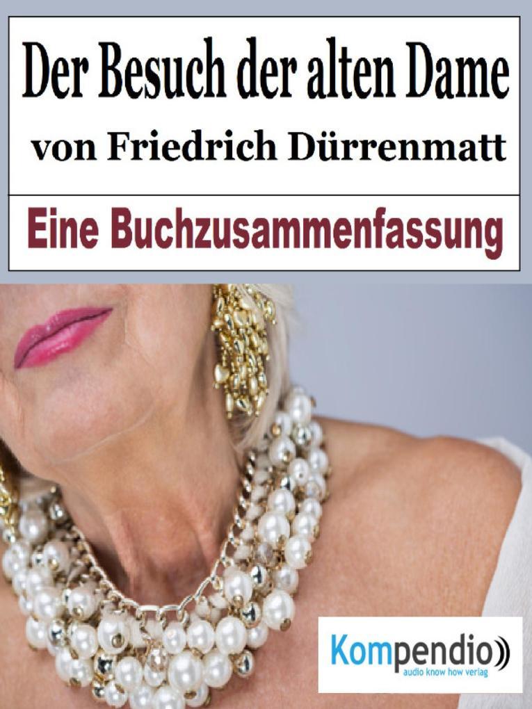 Der Besuch der alten Dame von Friedrich Dürrenmatt als eBook epub