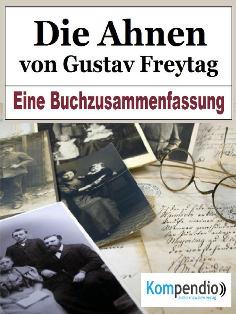 Die Ahnen von Gustav Freytag als eBook