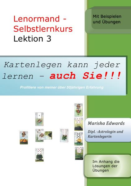 Lenormand - Selbstlernkurs (L3) als Buch