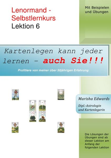 Lenormand - Selbstlernkurs (L6) als Buch