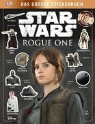 Star Wars Rogue One' Das große Stickerbuch
