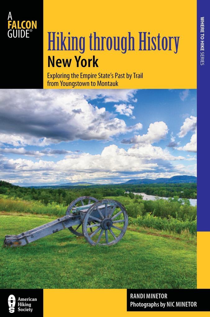Hiking through History New York als eBook Downl...