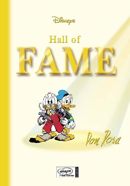 Hall of Fame 01. Don Rosa als Buch