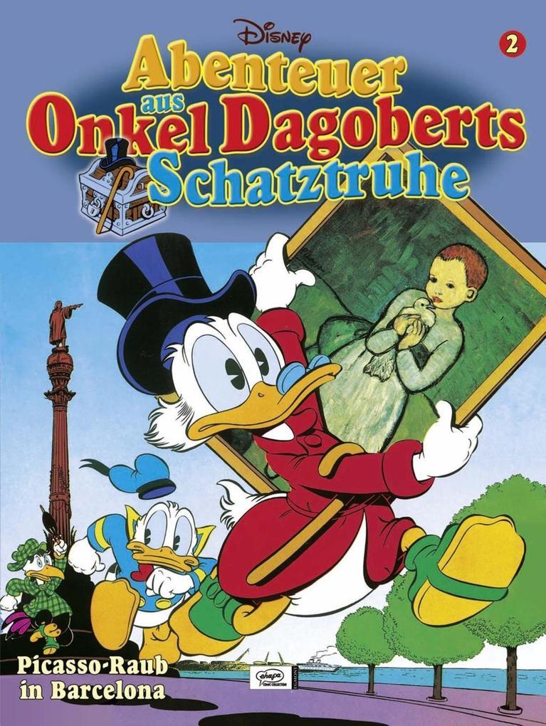 Abenteuer aus Onkel Dagoberts Schatztruhe 02 als Buch