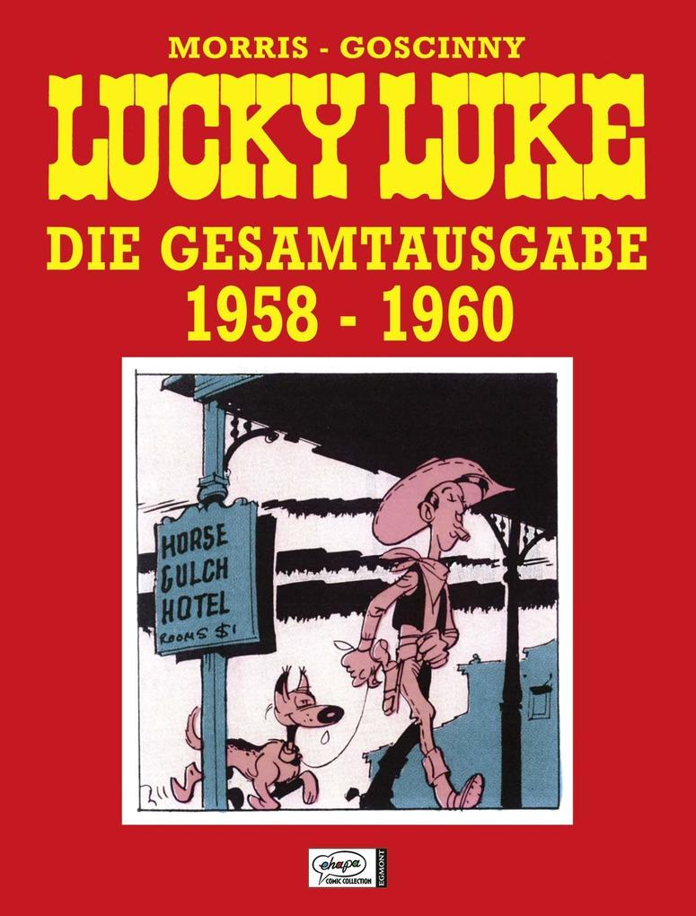 Lucky Luke Gesamtausgabe 1958 - 1960 als Buch