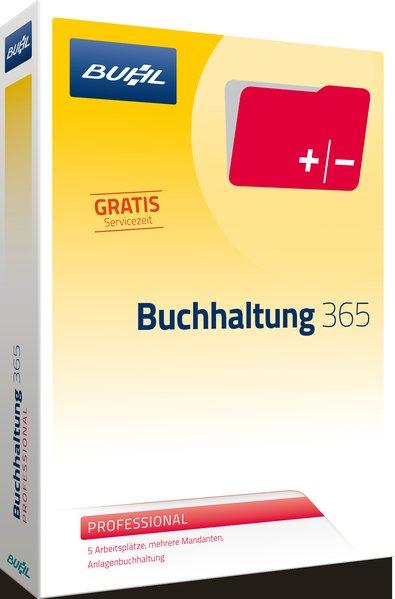 Buchhaltung 365 Professional. Für Windows 7, 8 ...