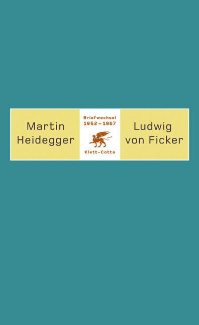 Briefwechsel 1952-1967 als Buch