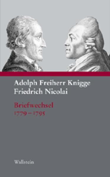 Briefwechsel 1779 –1795 als Buch