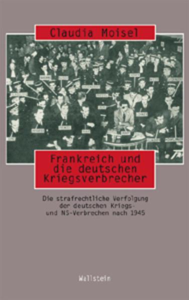 Frankreich und die deutschen Kriegsverbrecher als Buch