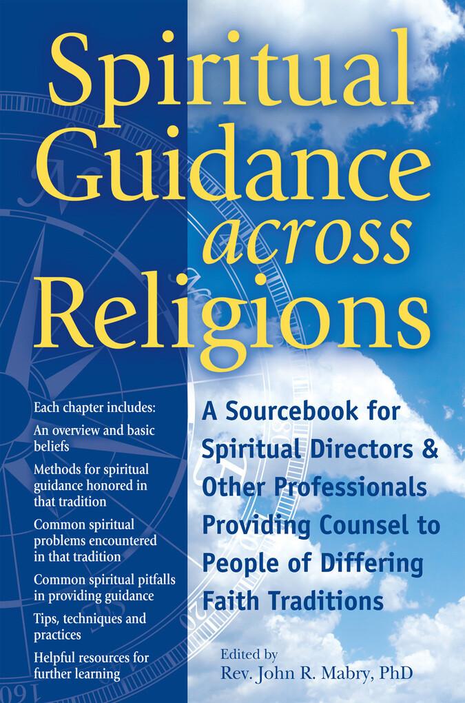 Spiritual Guidance Across Religions als eBook D...