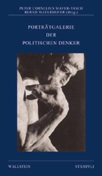 Porträtgalerie der politischen Denker als Buch von