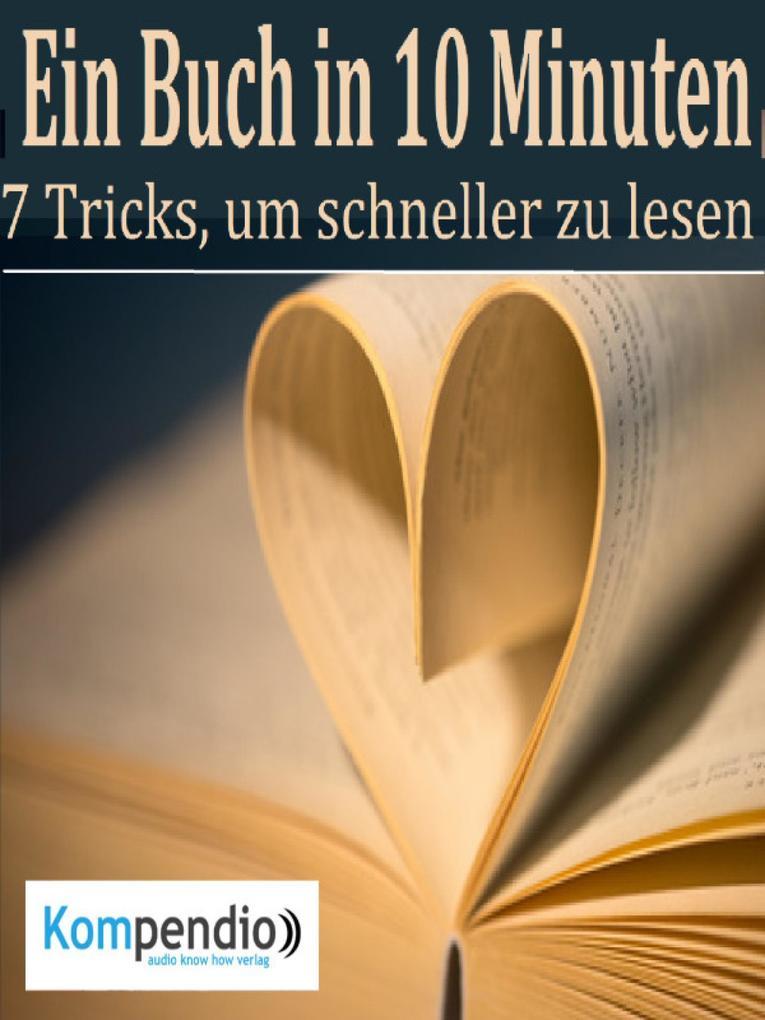 Ein Buch in 10 Minuten als eBook epub
