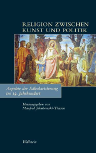 Religion zwischen Kunst und Politik als Buch