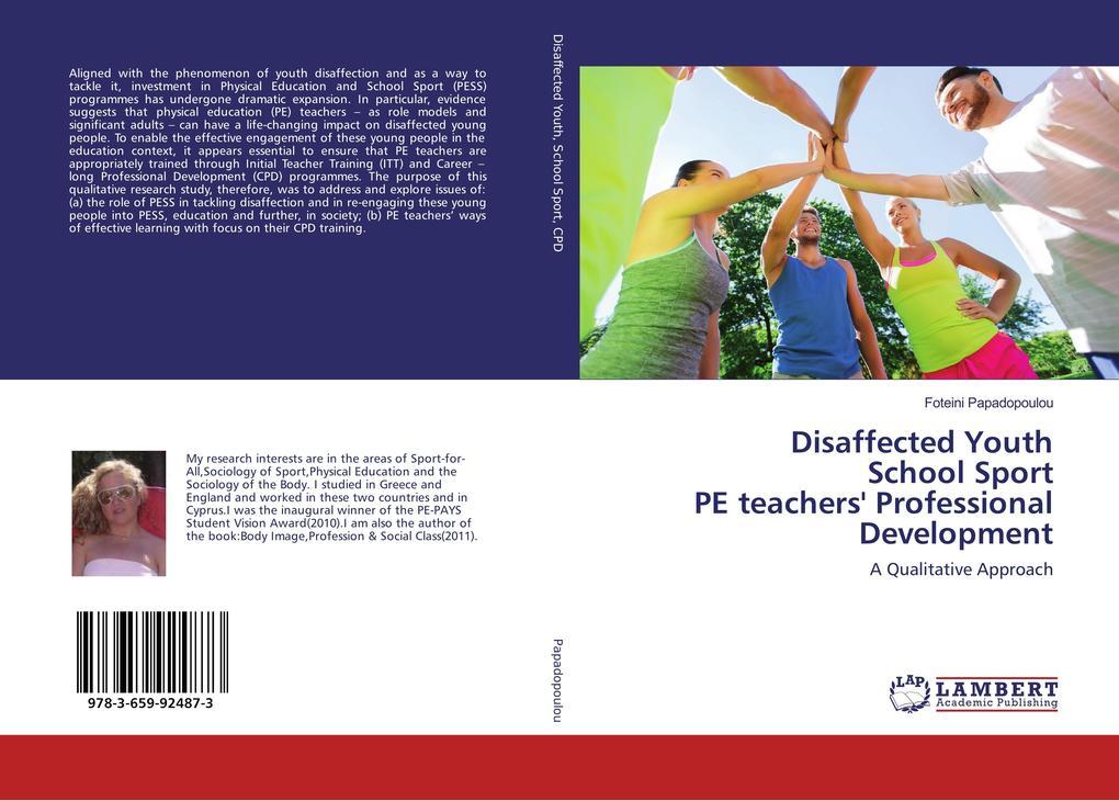 Disaffected Youth School Sport PE teachers´ Pro...