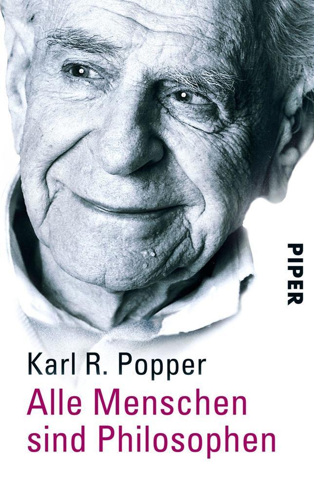 Alle Menschen sind Philosophen als Taschenbuch