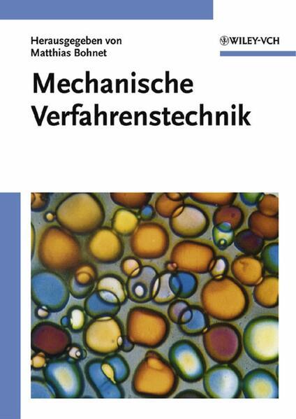 Mechanische Verfahrenstechnik als Buch von