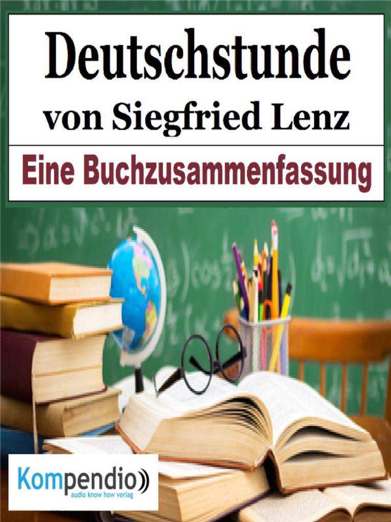 Deutschstunde von Siegfried Lenz als eBook