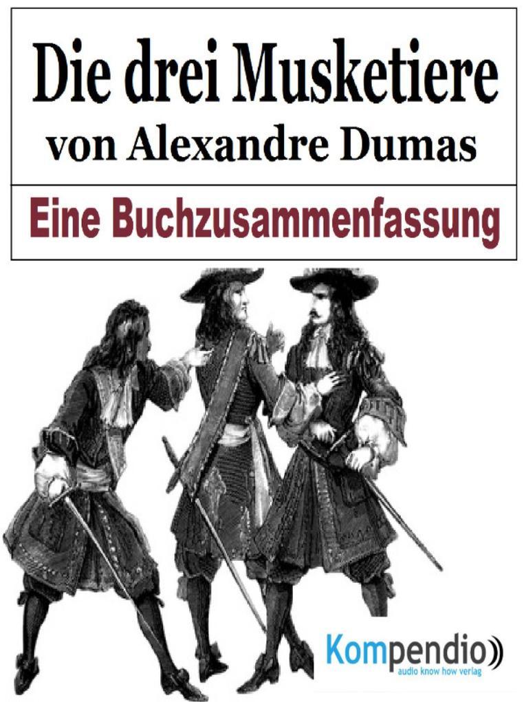 Die drei Musketiere von Alexandre Dumas als eBook epub