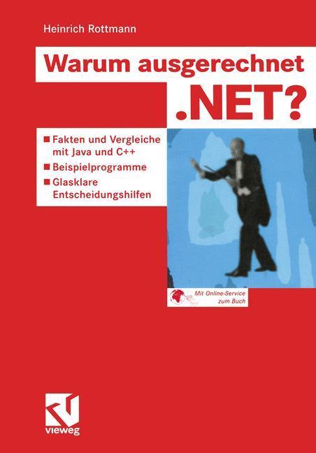 Warum ausgerechnet .NET? als Buch