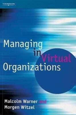 Managing in Virtual Organizations als Buch
