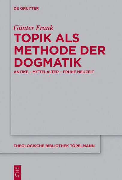 Topik als Methode der Dogmatik als Buch
