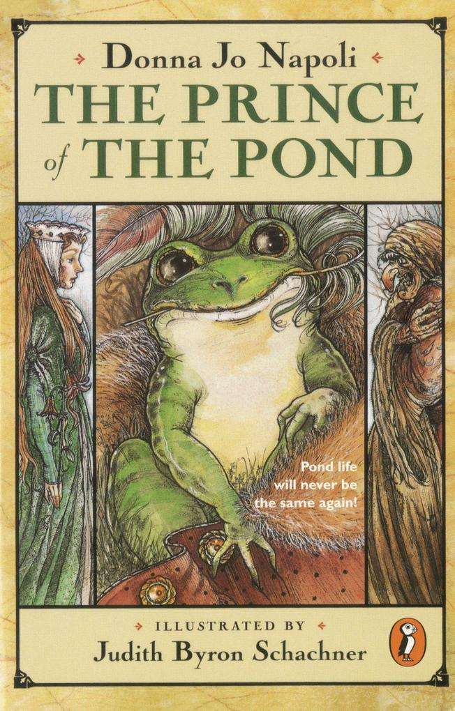 The Prince of the Pond: Otherwise Known as de Fawg Pin als Taschenbuch