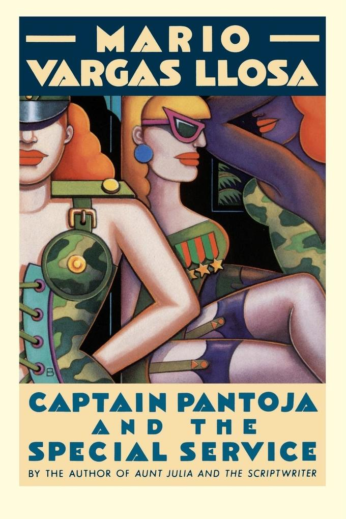 Captain Pantoja and the Special Ser als Taschenbuch