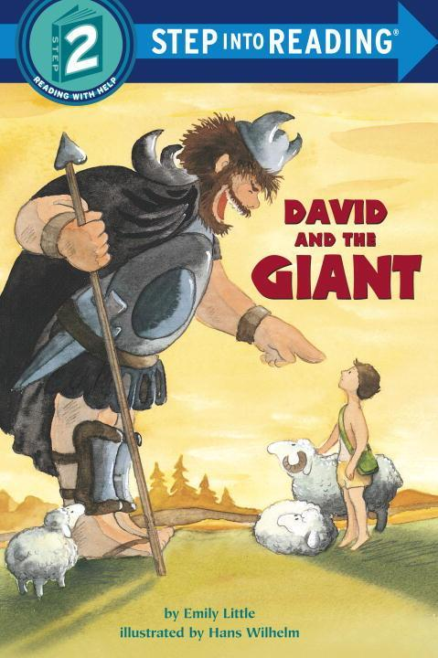 David and the Giant als Taschenbuch