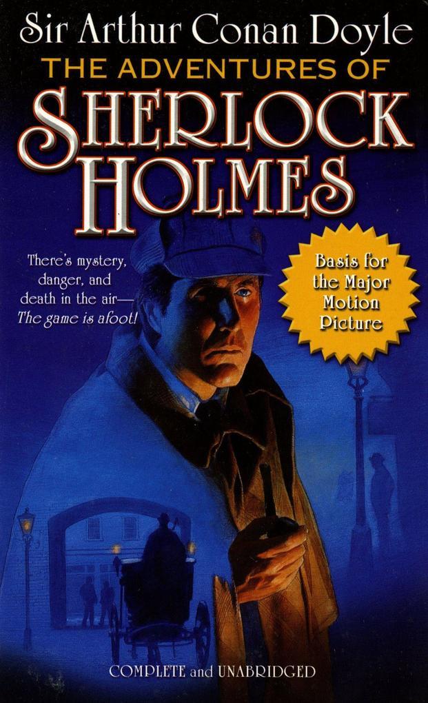 Adventures of Sherlock Holmes als Taschenbuch