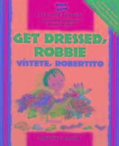 Get Dressed, Robbie/Vistete, Robertito als Buch