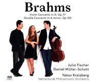 Violinkonzert op.77 & Doppelkonzert op.102
