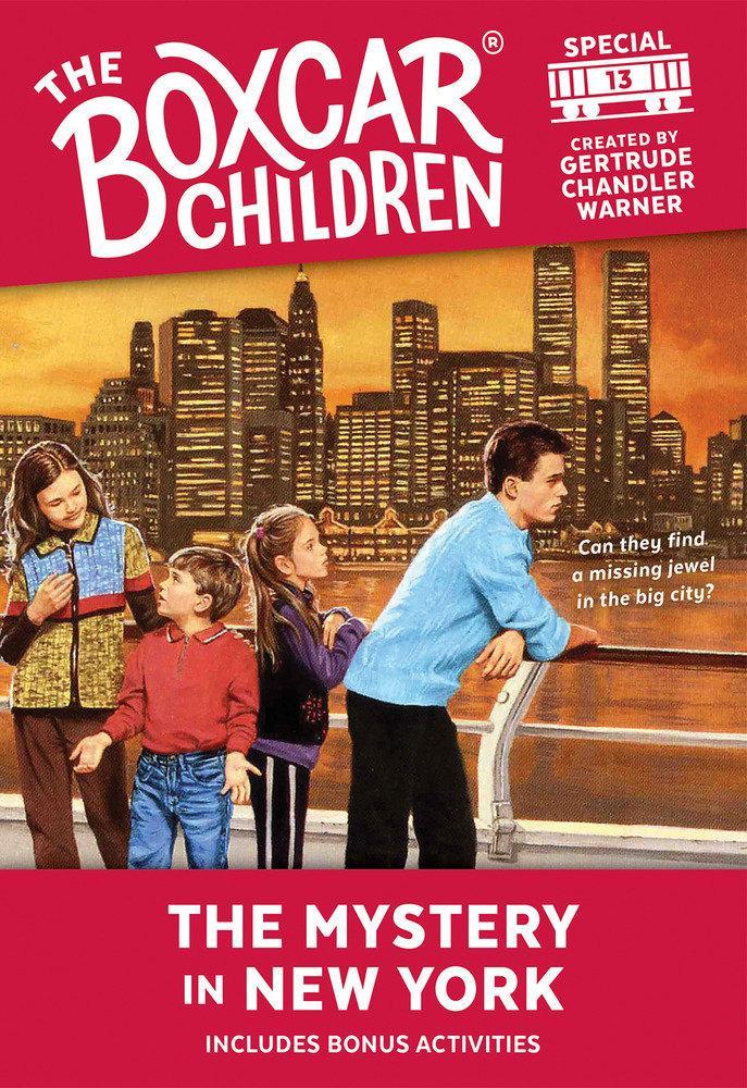 The Mystery in New York als Taschenbuch