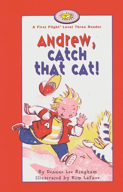 Andrew, Catch That Cat! als Buch