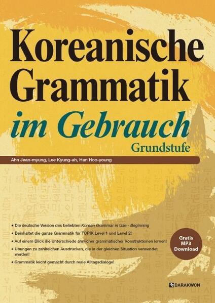 Koreanische Grammatik im Gebrauch - Grundstufe ...