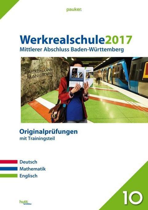 Werkrealschule 2017 - Mittlerer Abschluss Baden...