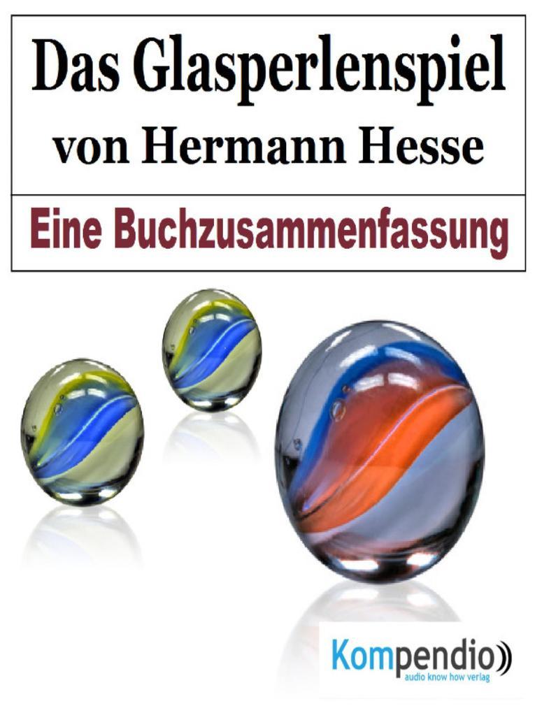 Das Glasperlenspiel von Hermann Hesse als eBook