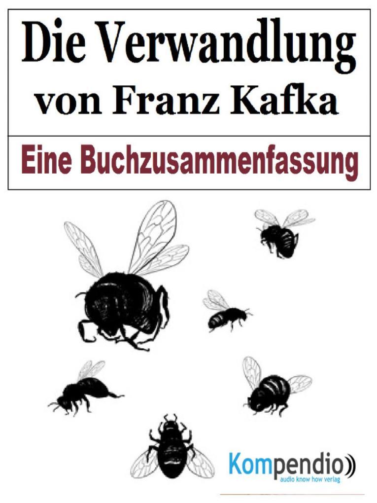 Die Verwandlung von Franz Kafka als eBook epub