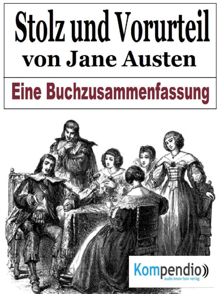 Stolz und Vorurteil von Jane Austen als eBook