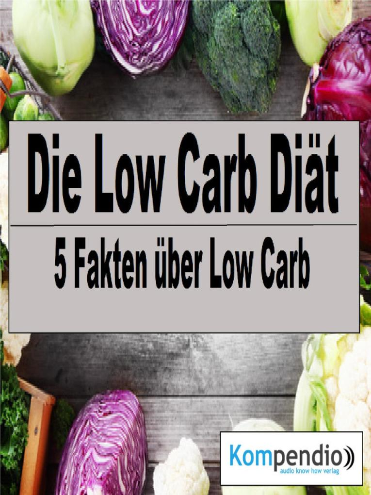 Die Low Carb Diät als eBook