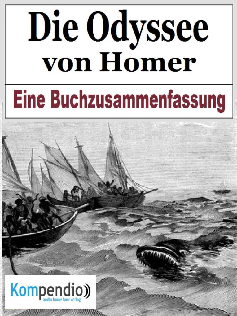 Die Odyssee von Homer als eBook epub