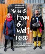 Mann und Frau und Weltreise