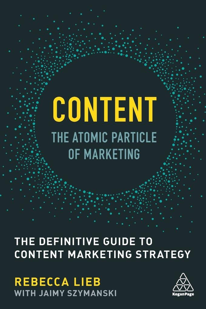 Content - The Atomic Particle of Marketing als ...