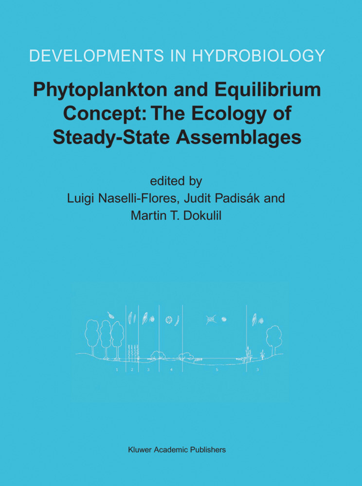 Phytoplankton and Equilibrium Concept: The Ecology of Steady-State Assemblages als Buch
