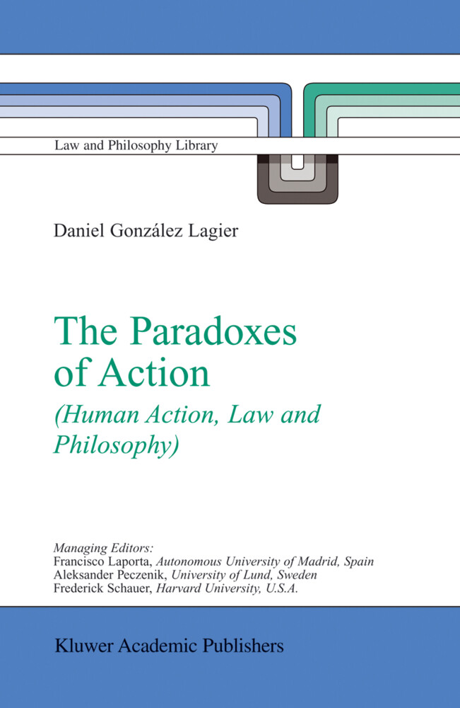 The Paradoxes of Action als Buch