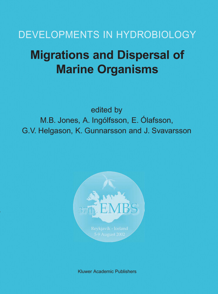 Migrations and Dispersal of Marine Organisms als Buch
