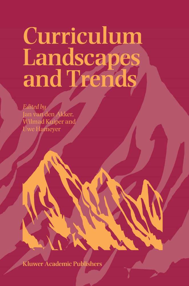 Curriculum Landscapes and Trends als Buch