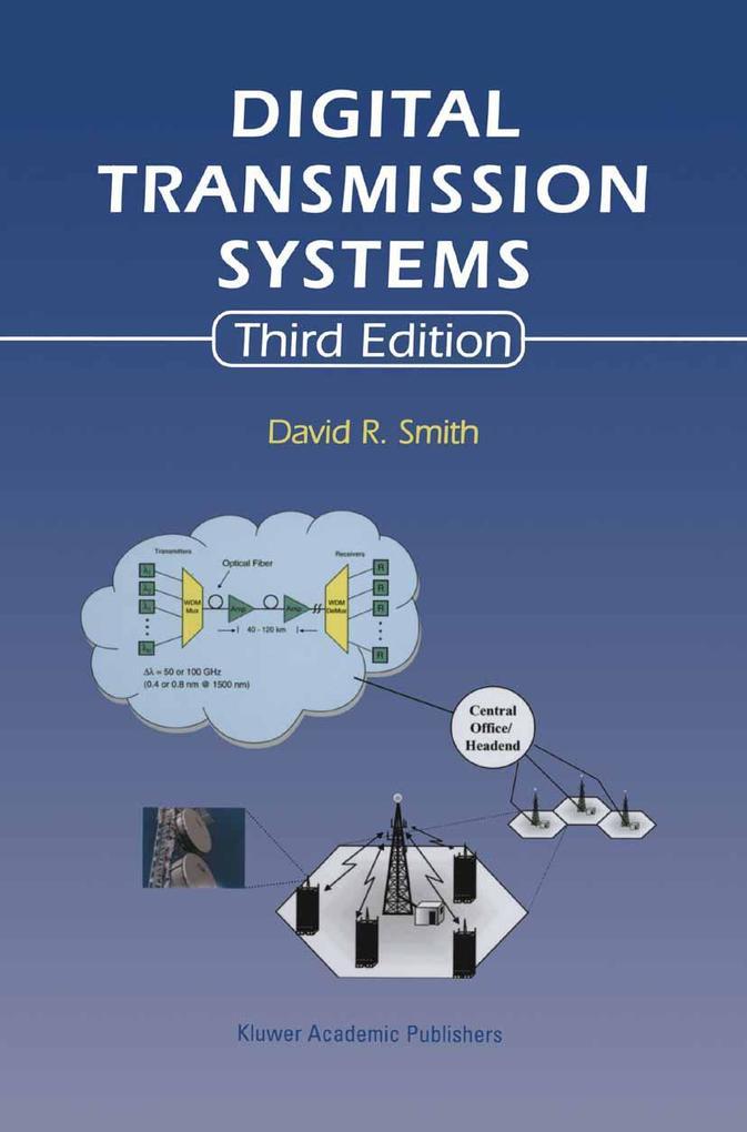 Digital Transmission Systems als Taschenbuch