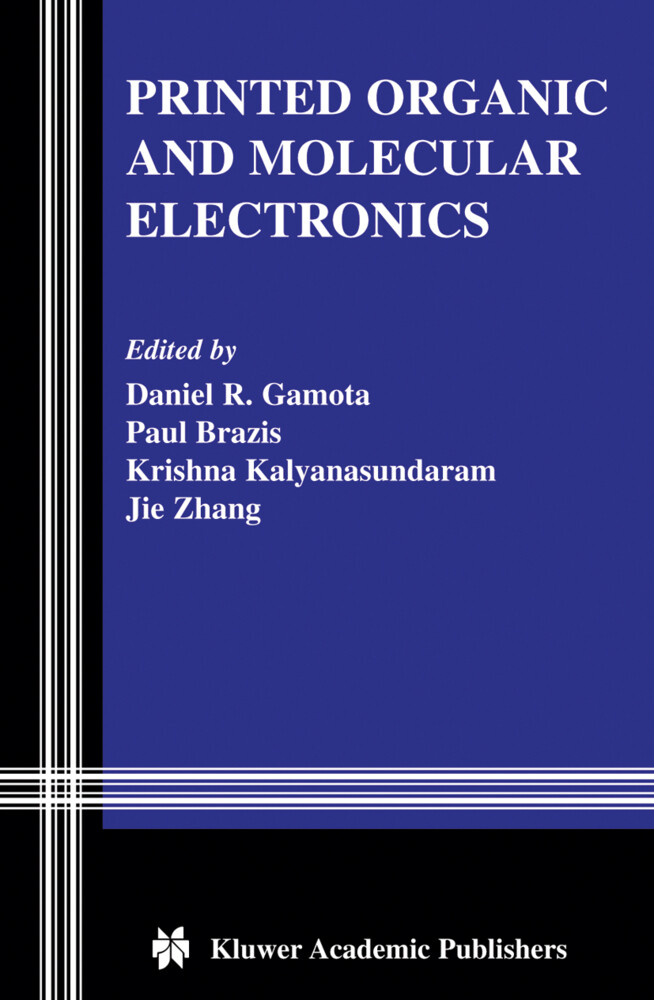 Printed Organic and Molecular Electronics als Buch