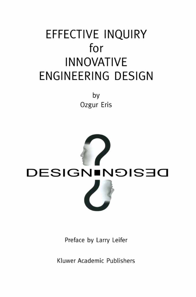 Effective Inquiry for Innovative Engineering Design als Buch