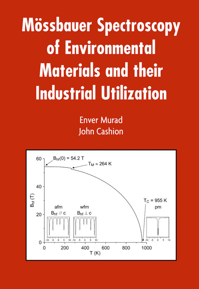 Mössbauer Spectroscopy of Environmental Materials and Their Industrial Utilization als Buch